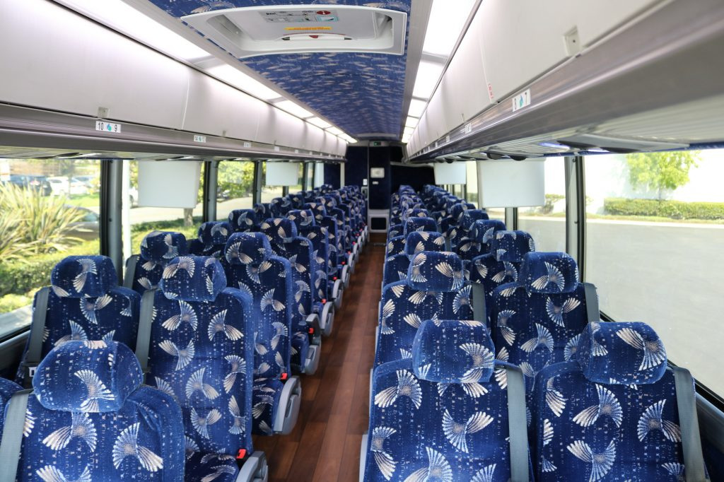 5 Reasons Your Next Trip Should Include Charter Bus